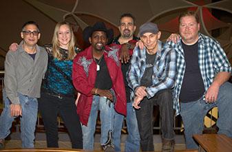 Custom Taylor Band - Friday @ Sharkey's
