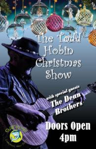 Todd Hobin's Christmas Special- Sunday @ Sharkey's