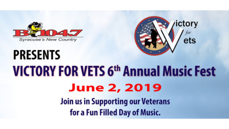 Victory For Vets 6th Annual Music Fest - Sunday @ Sharkey's Summer Stage