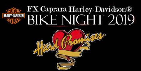 FX Caprara Harley Davidson Bike Night - Hard Promises @ Syracuse Flooring America Stage @ Sharkey's
