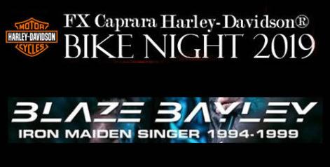 FX Caprara Harley Davidson Bike Night - Thursday @ Sharkey's