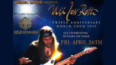 Uli Jon Roth - Friday @ Sharkey's