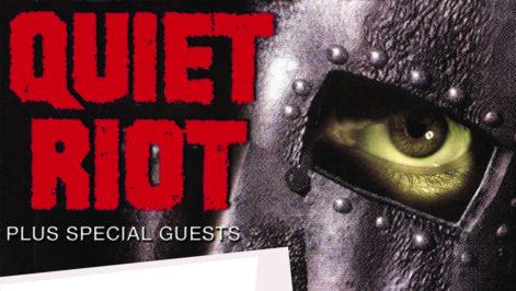 Quiet Riot - Friday @ Sharkey's Summer Stage