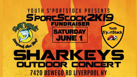 Youth S'PORTSTOCK Presents S'PORT STOCK 2K19 Fundraiser @ Sharkey's Summer Stage