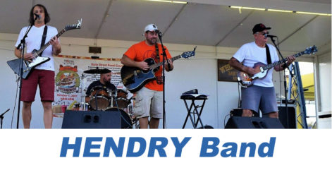 HENDRY Band Friday @ Sharkey's Summer Stage