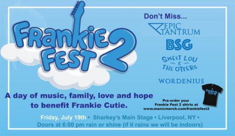 Frankiefest - Friday @ Syacuse Flooring America Stage @ Sharkey's