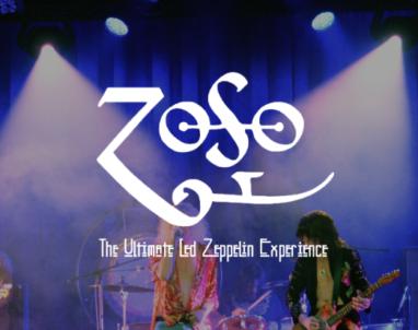 ZOSO - Led Zeppelin Tribute - Wednesday @ Syracuse Flooring America Stage @ Sharkey's