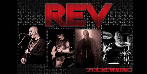 Rev - Friday @ Sharkey's