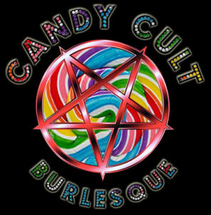 Candy Cult Burlesque Show - Sunday @ Sharkey's