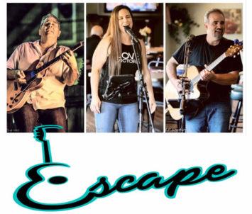 Escape - Friday @ Sharkey's