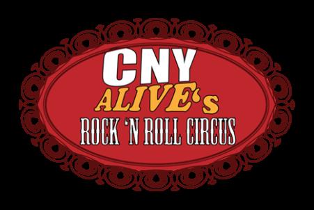 CNY Alive Rock N Roll Circus - Friday @ Sharkey's, under the Burritt Motors Pavilion